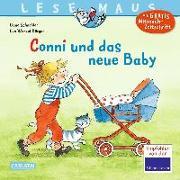 Cover-Bild zu Schneider, Liane: Conni und das neue Baby