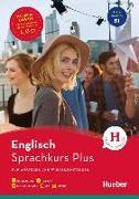 Cover-Bild zu Hueber Sprachkurs Plus Englisch - Premiumausgabe von Welfare, Amanda