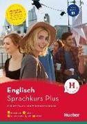 Cover-Bild zu Sprachkurs Plus Englisch / Buch mit MP3-CD, Online-Übungen, App und Videos von Welfare, Amanda