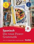 Cover-Bild zu Die neue Power-Grammatik Spanisch von Rudolph, Hildegard