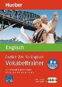 Cover-Bild zu Endlich Zeit für Englisch. Vokabeltrainer von Rudolph, Hildegard