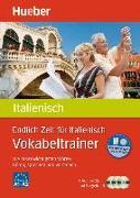Cover-Bild zu Endlich Zeit für Italienisch. Vokabeltrainer von Rudolph, Hildegard
