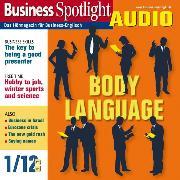 Cover-Bild zu Business-Englisch lernen Audio - Körpersprache bei Präsentationen (Audio Download) von Taylor, Ken