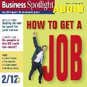 Cover-Bild zu Business-Englisch lernen Audio - Sich auf Englisch bewerben (Audio Download) von Taylor, Ken