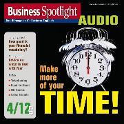 Cover-Bild zu Business-Englisch lernen Audio - Zeitmanagement einmal anders (Audio Download) von Ingram, David