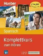 Cover-Bild zu Komplettkurs Spanisch zum Hören von Rudolph, Hildegard