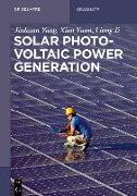 Cover-Bild zu Yang, Jinhuan: Solar Photovoltaic Power Generation