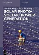 Cover-Bild zu Ji, Liang: Solar Photovoltaic Power Generation (eBook)
