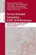 Cover-Bild zu Liu, Xiao (Hrsg.): Service-Oriented Computing - ICSOC 2018 Workshops