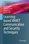 Cover-Bild zu Xiao, Liang: Learning-based VANET Communication and Security Techniques