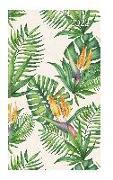 Cover-Bild zu Slimtimer Style Dschungel 2022 - Taschen-Kalender 9x15,6 cm - Weekly - 128 Seiten - Notiz-Buch - mit Info- und Adressteil - Alpha Edition