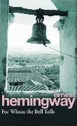Cover-Bild zu Hemingway, Ernest: For Whom the Bell Tolls