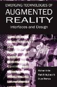 Cover-Bild zu Billinghurst, Mark (Hrsg.): Emerging Technologies of Augmented Reality