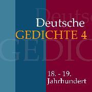 Cover-Bild zu Deutsche Gedichte 4 (Audio Download) von Artists, Various