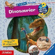 Cover-Bild zu Wieso? Weshalb? Warum? ProfiWissen. Dinosaurier (Audio Download) von Stuhrmann, Jochen