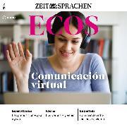 Cover-Bild zu Spanisch lernen Audio - Elektronische Kommunikation (Audio Download) von Jimenez, Covadonga