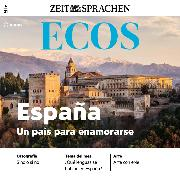Cover-Bild zu Spanisch lernen Audio - Spanien, ein Land zum Verlieben (Audio Download) von Jimenez, Covadonga
