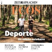 Cover-Bild zu Spanisch lernen Audio - Sport - eine gesundheitsfördernde Angewohnheit (Audio Download) von Jimenez, Covadonga