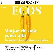 Cover-Bild zu Spanisch lernen Audio - Hin-und Rückreise (Audio Download) von Jimenez, Covadonga