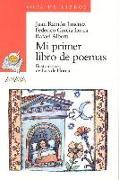 Cover-Bild zu Garcia Lorca, Federico: Mi Primer Libro de Poemas