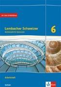 Cover-Bild zu Lambacher Schweizer Mathematik 6. Ausgabe Sachsen. Arbeitsheft plus Lösungsheft Klasse 6