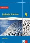 Cover-Bild zu Lambacher Schweizer Mathematik 5. Arbeitsheft plus Lösungsheft Klasse 5. Ausgabe Sachsen