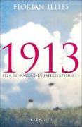 Cover-Bild zu Illies, Florian: 1913 (eBook)