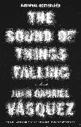 Cover-Bild zu The Sound of Things Falling von Vasquez, Juan Gabriel
