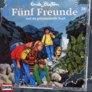 Cover-Bild zu Fünf Freunde 028. und die geheimnisvolle Stadt