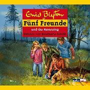 Cover-Bild zu Blyton, Enid: Fünf Freunde und der Hexenring (Audio Download)