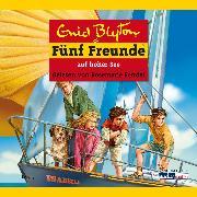 Cover-Bild zu Blyton, Enid: Fünf Freunde auf hoher See (Audio Download)