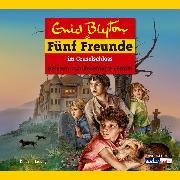Cover-Bild zu Blyton, Enid: Fünf Freunde im Gruselschloss (Audio Download)