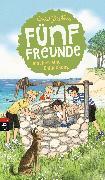 Cover-Bild zu Blyton, Enid: Fünf Freunde machen eine Entdeckung (eBook)