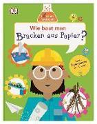 Cover-Bild zu Wie baut man Brücken aus Papier?