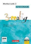 Cover-Bild zu 3-malig, Differenzierungsmaterial auf drei Niveaustufen, Mathematik, 3. Schuljahr, Kopiervorlagen mit CD-ROM von Brännström, Corinna