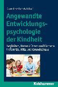 Cover-Bild zu Angewandte Entwicklungspsychologie der Kindheit (eBook) von Fröhlich-Gildhoff, Klaus
