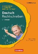 Cover-Bild zu Diagnostizieren und Fördern in der Grundschule, Deutsch, 3./4. Schuljahr, Rechtschreiben, Kopiervorlagen von Altenburg, Erika