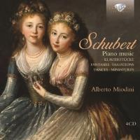 Cover-Bild zu Piano Music von Schubert, Franz (Komponist)