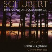 Cover-Bild zu String Quintet / Quartettsatz von Schubert, Franz (Komponist)