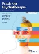 Cover-Bild zu Praxis der Psychotherapie von Senf, Wolfgang (Hrsg.)