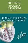 Cover-Bild zu Netter's Physiology Flash Cards von Mulroney, Susan E.