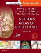 Cover-Bild zu Netter's Atlas of Neuroscience von Felten, David