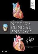 Cover-Bild zu Netter's Clinical Anatomy von Hansen, John T.