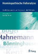 Cover-Bild zu Homöopathische Fallanalyse von Bleul, Gerhard