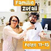 Cover-Bild zu Familie Zufall Folge 11-15 (Audio Download) von Zufall, Familie