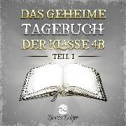 Cover-Bild zu Das geheime Tagebuch der Klasse 4B (Audio Download) von Balzer, Bianca