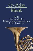 Cover-Bild zu dtv-Atlas Musik von Michels, Ulrich