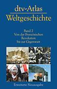 Cover-Bild zu dtv-Atlas Weltgeschichte