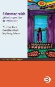 Cover-Bild zu Stimmenreich von Bock, Thomas