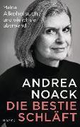 Cover-Bild zu Die Bestie schläft von Noack, Andrea
